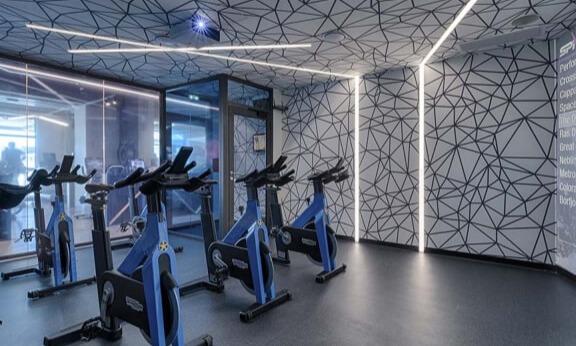 gym sample image