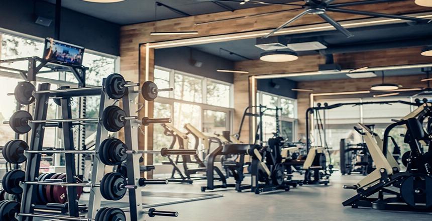 gym sample logo